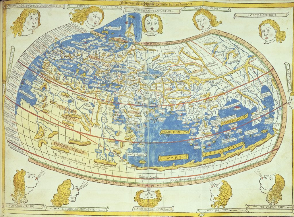 Early Ancient Maps of Ptolemaic Egypt