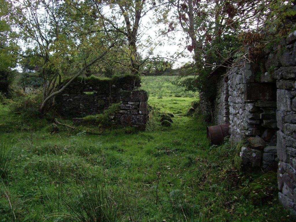 Stonepark, Sligo, Ireland, RUINS1