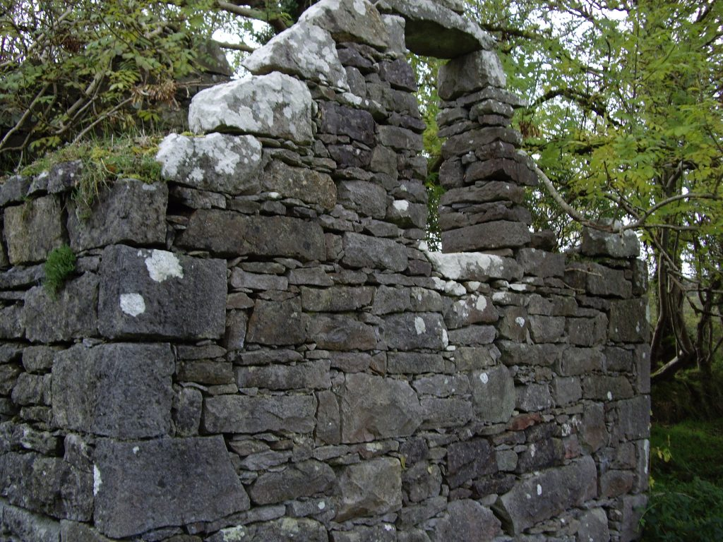 Stonepark, Sligo, Ireland, RUINS2, SMM©2007